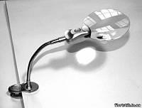 Лупа для рукоделия 107 мм., с подсветкой на гибком держателе с прищепкой