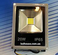Светодиодный прожектор 20W Floodlights,ip65, фото 1