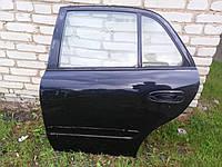 Дверь задняя левая  Mazda 626 cедан 1998-2002, фото 1