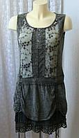 Платье модное красивое мини Sha&Sha р.46-50 6895