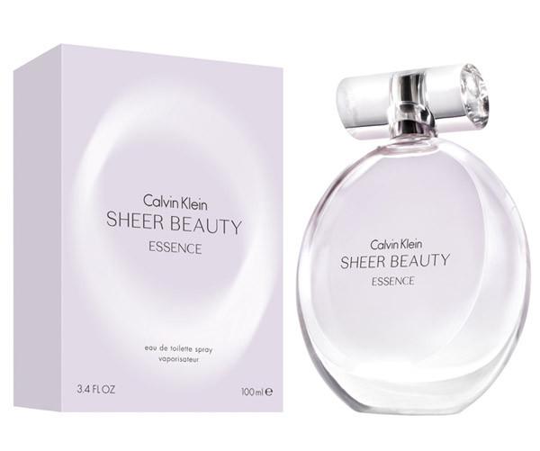 Calvin Klein Sheer Beauty Essence туалетная вода 100 ml. (Кельвин Кляйн Шеер Бьюти Эссенс)