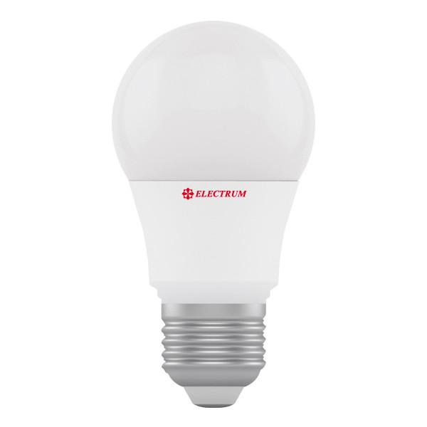 LED лампа Electrum А50 LD-7 6W E27 3000K (теплый свет)