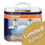 Osram Night Breaker Plus Limited Edition H7, фото 2