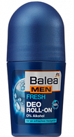 Дезодорант - антиперспирант Balea men Fresh шариковый (Германия) 50мл.