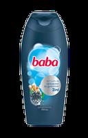 Гель для душа Baba c экстрактом имбиря и ежевики 400 мл. зарядит вас бодростью и энергией