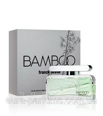 Franсk Olivier Bamboo Men 75 ml edt m оригинал