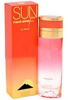 Franсk Olivier Sun Java Woman 75 ml  edt w оригинал