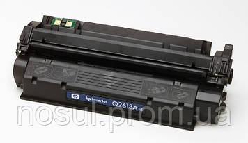 Картридж HP Q2613A (HP1300) БУ под заправку оригинал первопроходец