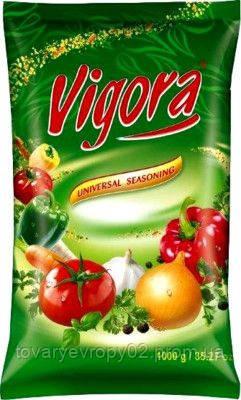 Универсальная приправа Vigora ароматная, универсальная приправа Вегета 1 кг - Интернет-магазин Товары с Европы в Ужгороде