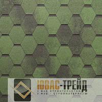 ТМ TEGOLA SUPER MOSAIC - битумная черепица (ТМ Тегола Cупер Мозаик) упак.-3,45 м2.
