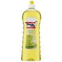 Моющее средство для посуды Лимон 1000 мл. денкмит Denkmit