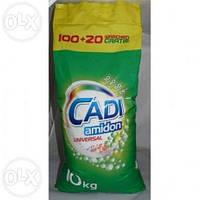 Стиральный порошок универсальный Cadi Amidon Universal 10 кг 120 стирок