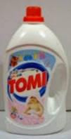 Детский жидкий стиральный порошок TOMI Baby 2,92 л 40 стирок