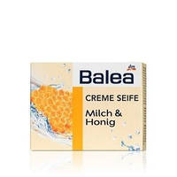 Кусковое крем мыло Balea Seife Milch & Honig 150гр.(балеа мыло c запахом меда и молока.)