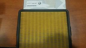 Оригинальные воздушные фильтра для мотоцикла BMW