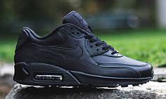 """Кроссовки Nike Air Max 90 """"Черные"""""""