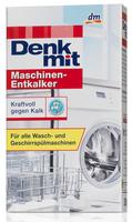 Порошок для удаления накипи в стиральных и посудомоечных машинах. Denkmit Maschinen-Entkalker. 250 г