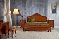Кровать 1400 дерево круглое изг.