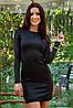 Платье женское с кружевом, фото 2