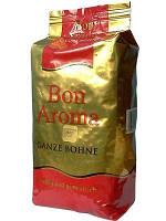 Кофе в зернах Bon Aroma 1 кг, 50% Арабика, 50% Робуста.
