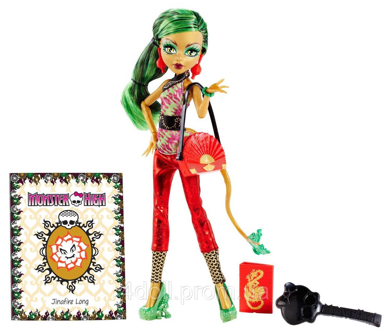 фото куклы монстер хай дженифер лонг
