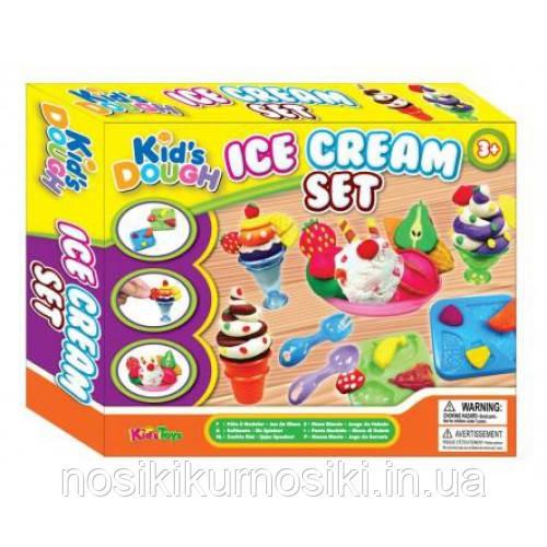Набор для лепки (пластилин) Мороженое Ice Cream set Kid's Dough