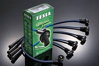 Провода высоковольтные Tesla ВАЗ 21093, 21099, 2120, 2110, 2115 1.5I 8V суп./силикон TS T514M