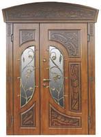 Двери входные полуторные Модель 29