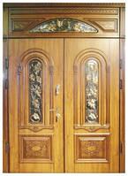 Двери входные двупольные Модель 30