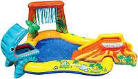 Надувной игровой центр Intex 57444 Dinosaur Play Cente
