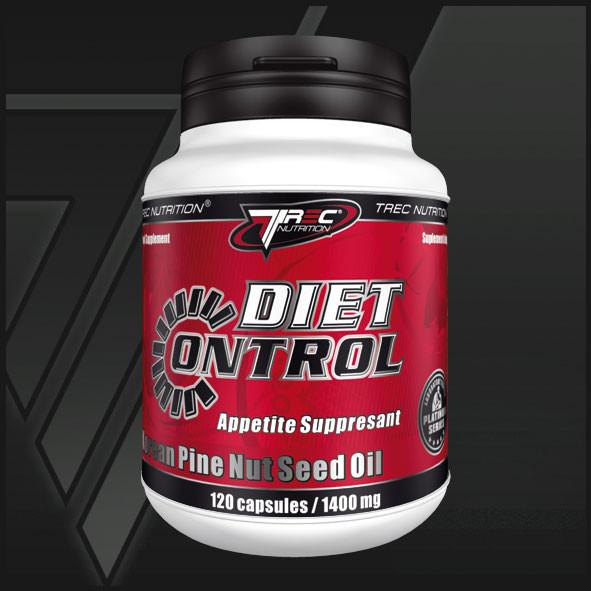 Натуральный ограничитель аппетита Diet Control - 120 капсул