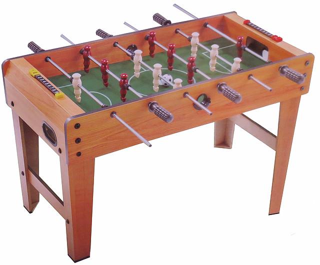 Настольная игра Футбол деревянный на штангах ZC 1017 А