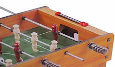 Настольная игра Футбол деревянный на штангах ZC 1017 А, фото 2