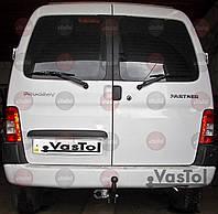 Фаркоп Peugeot Partner (исключая базу Long) (1996-2008)