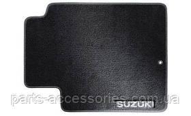 Suzuki Grand Vitara 2009-13 коврики велюровые черные передние задние новые оригинал