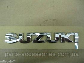 Suzuki Grand Vitara 2005-13 емблема напис значок на багажник новий оригінал