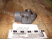 Кронштейн подвода масла к турбокомпрессору ЯМЗ, 240Н-1017222-Б