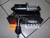 Моторедуктор стеклоотчистителя МТЗ, СЛ-230М-10