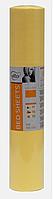 Простынь одноразовая Etto  в рулоне, СМС (уплотненный спандбонд) 0,6х100 м., желтый