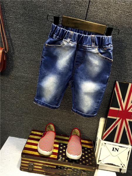 Дитячі шорти джинсові класичні