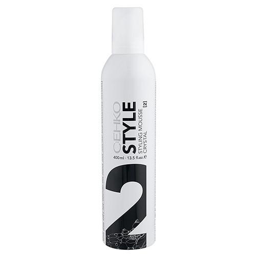 C:EHKO STYLE Мус для волос КРИСТАЛ (2) 400мл