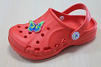 Детские кроксы, детские Crocs р. 34-35