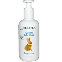 Aubrey Organics, Натуральный детский лосьон для тела, 237 мл
