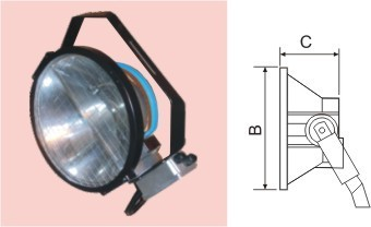 Round Прожектор ГО Round для освещения фасадов