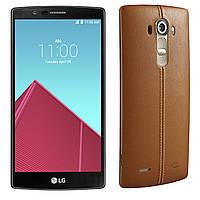 Смартфон LG H815 G4 (Genuine Leather Brown), фото 1