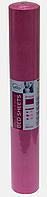 Простынь одноразовая Etto в рулоне, СМС (уплотненный спандбонд) 0,8х100 м., перфорация 2 м,розовый
