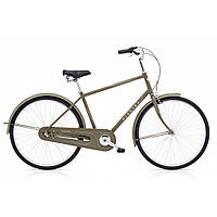 "Велосипед 28"" ELECTRA Amsterdam Original 3i Men's Olive, фото 1"
