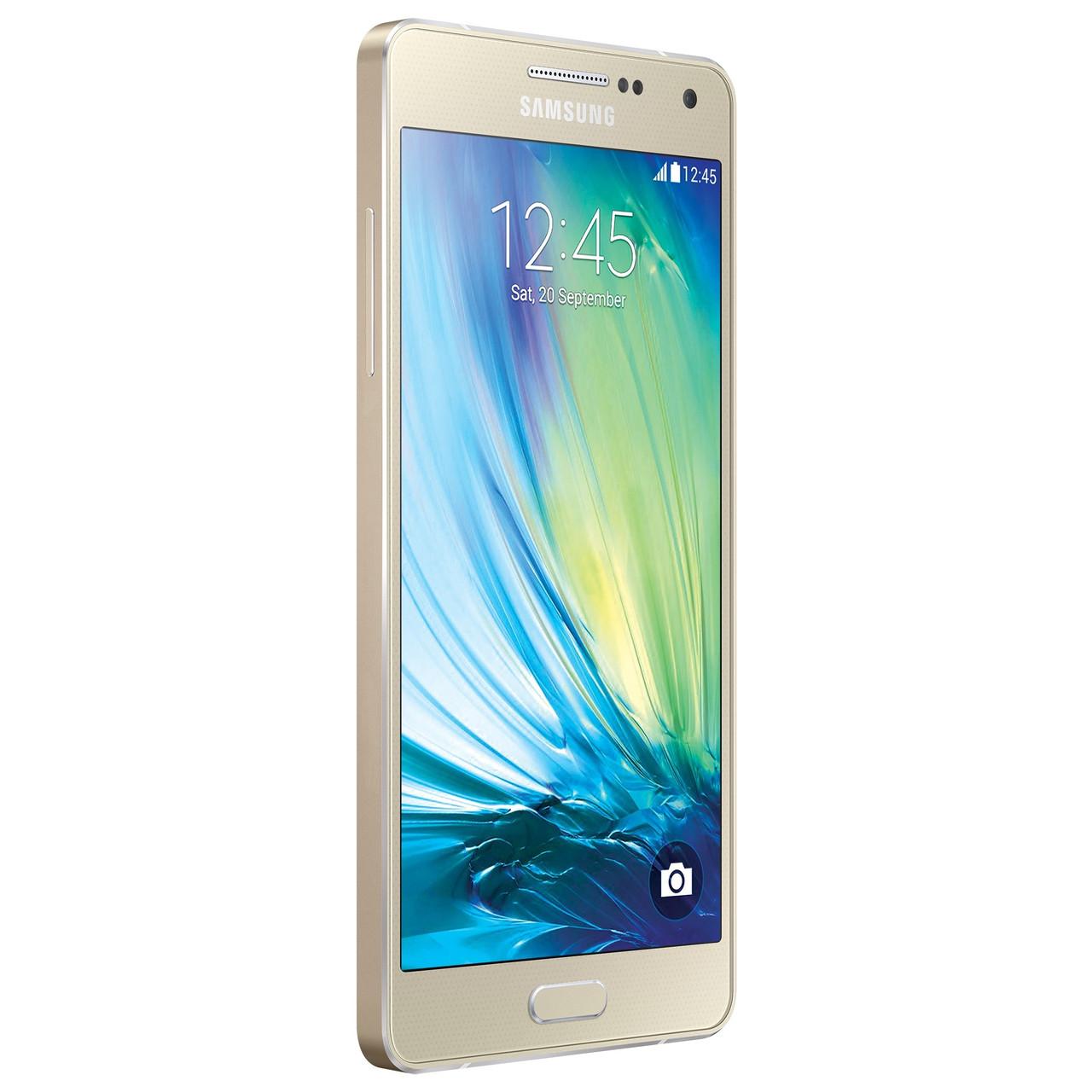 Смартфон Samsung Galaxy A5 (Champagne Gold)