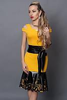 Модное эффектное женское платье.Разные цвета., фото 1