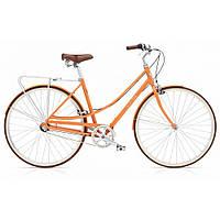 "Велосипед 28"" ELECTRA Loft 3i Ladies' Small Mango, фото 1"